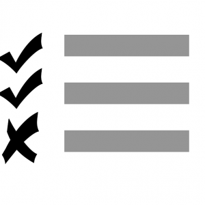 checklist-1402462_1920